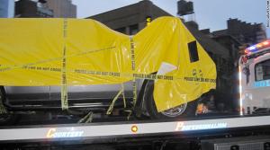 Times Square Bomb SUV